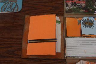 4 flap on last page